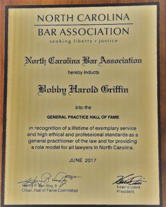Bar Award